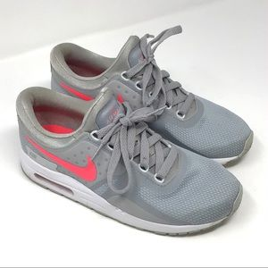 Nike | AirMax Zero Essential Gray/Pink Youth 4.5Y